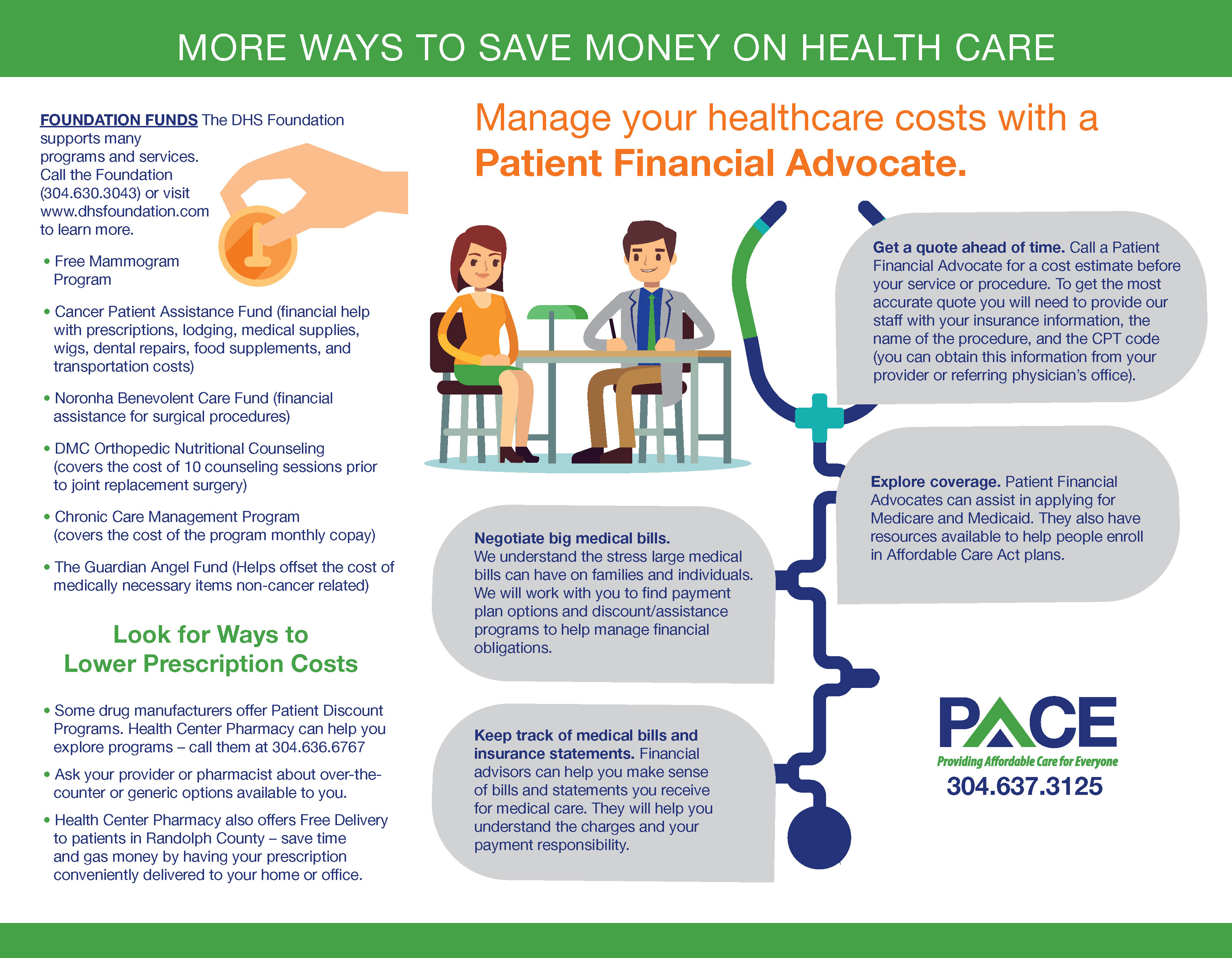 Providing Affordable Care for Everyone (PACE) | Davis ...